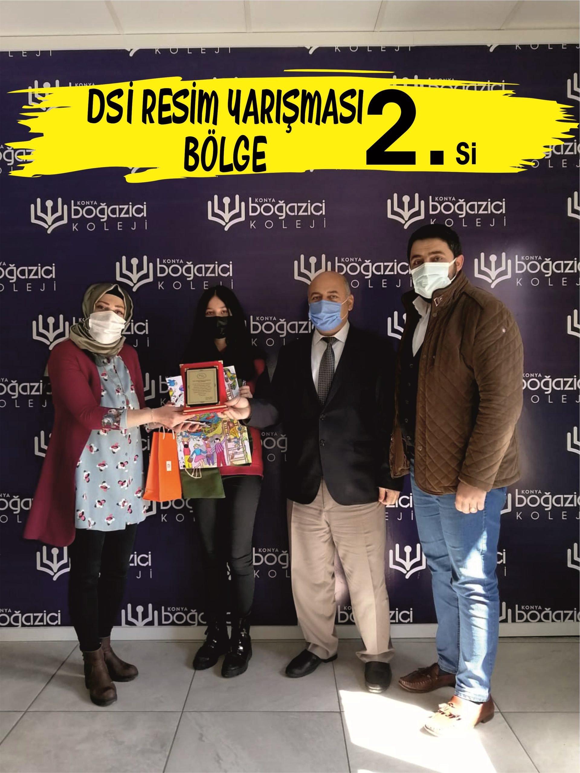 DSİ Resim Yarışması